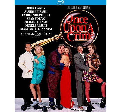 Once Upon A Crime (Blu-ray) - image 1 of 1