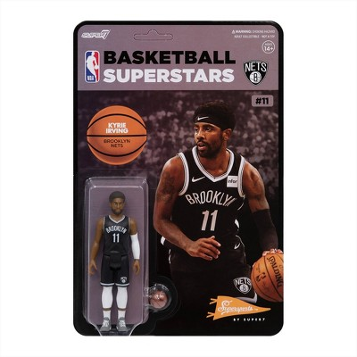"""NBA Brooklyn Nets 3.75"""" ReAction Action Figure - Kyrie Irving"""