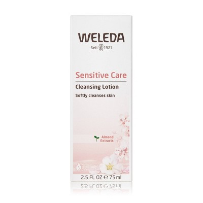 Weleda Sensitive Care Cleansing Lotion - 2.5 fl oz