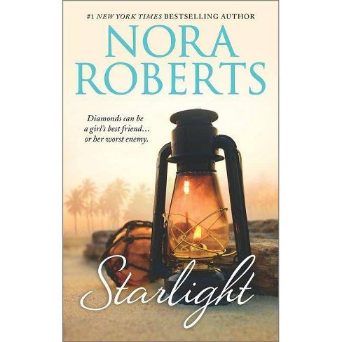 Starlight - (Wheeler Hardcover) by  Nora Roberts (Paperback) - image 1 of 1
