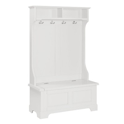 Campbell Hall Tree White - Crosley®