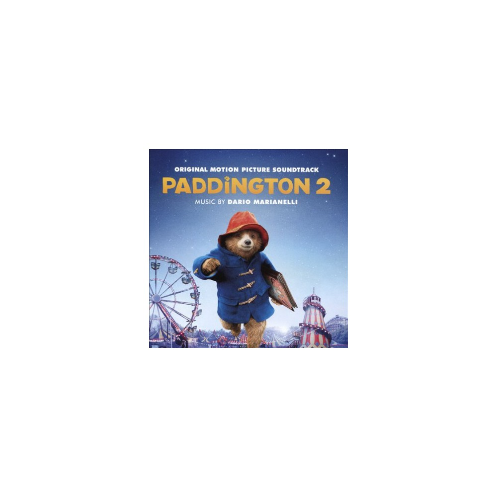 Dario Marianelli - Paddington 2 (Osc) (CD)