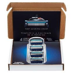 Gillette Fusion ProGlide Manual Razor Blade Refill Pack Subscription Pack - 4ct