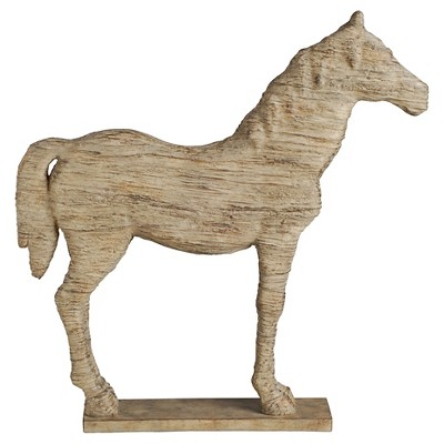 Standing Horse Figural - A&B Home