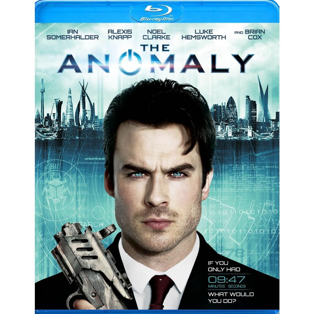 Anomaly (Blu-ray), Movies