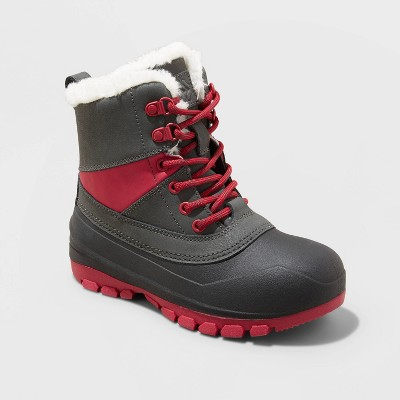 Kids' Ryan Lace-Up Winter Boots - All in Motion™