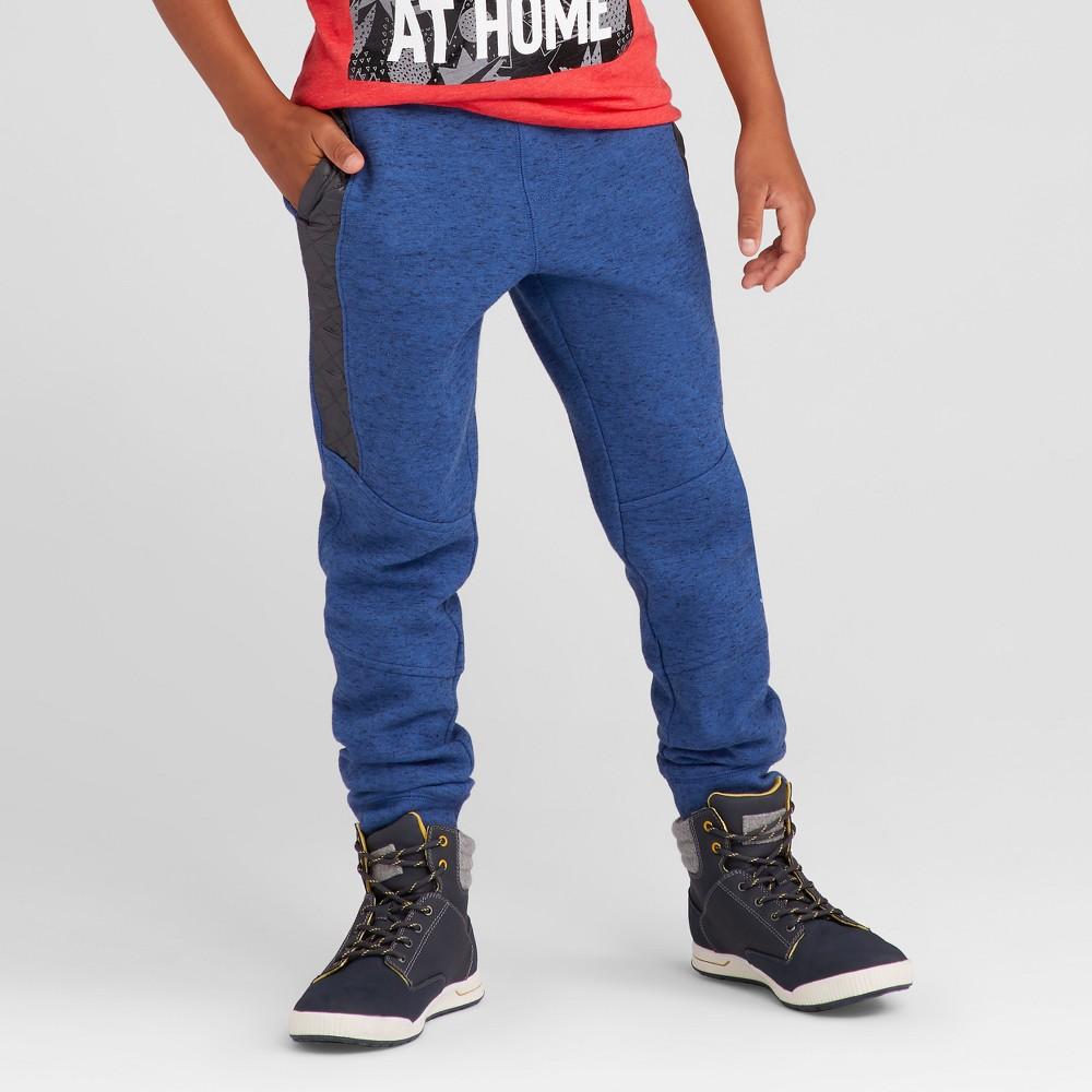 Boys' Jogger Pants - Cat & Jack Heather Blue M