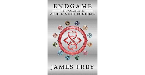 Complete Zero Line Chronicles : Incite, Feed, Reap (Combined) (Paperback) (James Frey) - image 1 of 1
