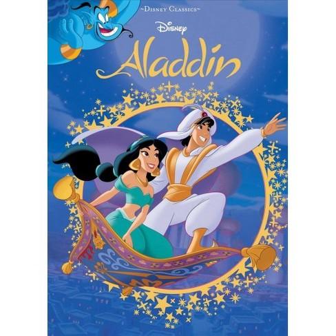 Disney Aladdin Disney Die Cut Classics Hardcover Target