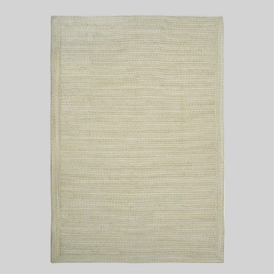 7' x 10' Woven Outdoor Rug Natural - Project 62™