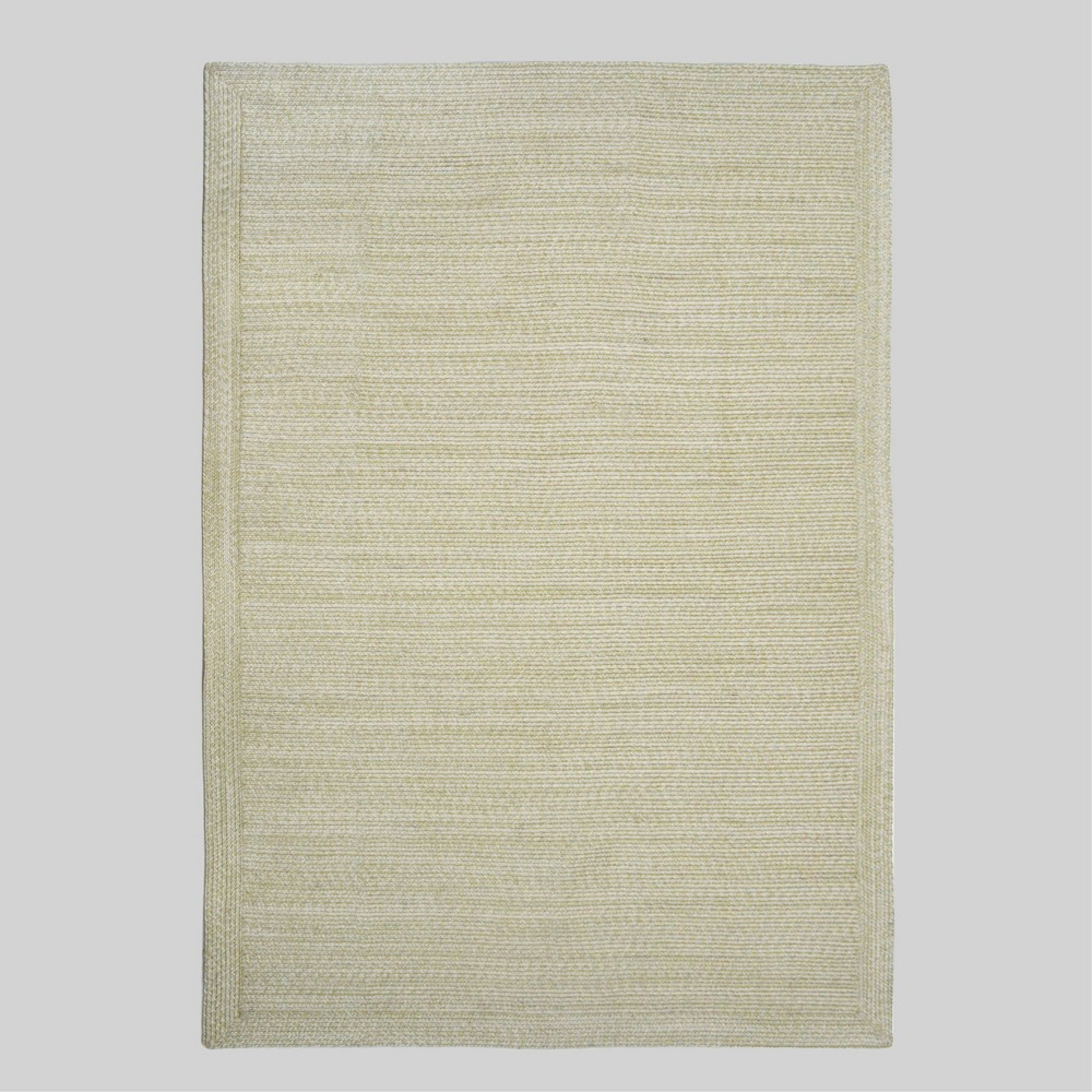 7' x 10' Woven Outdoor Rug Natural - Project 62
