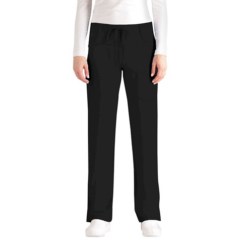 NrG by Barco 4 Pocket Tie Front With Detail Stitching Scrub Pants - image 1 of 1