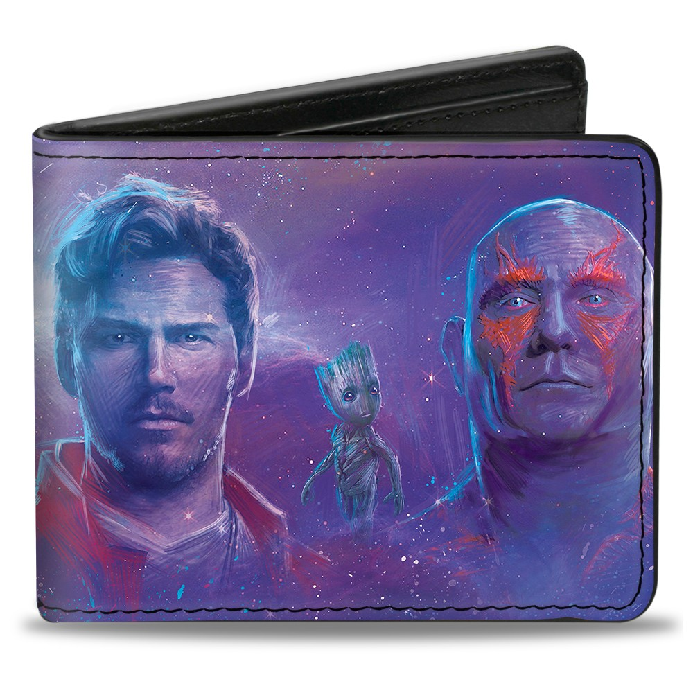 Marvel Guardians of the Galaxy Wallet, Boy's, Multi-Colored