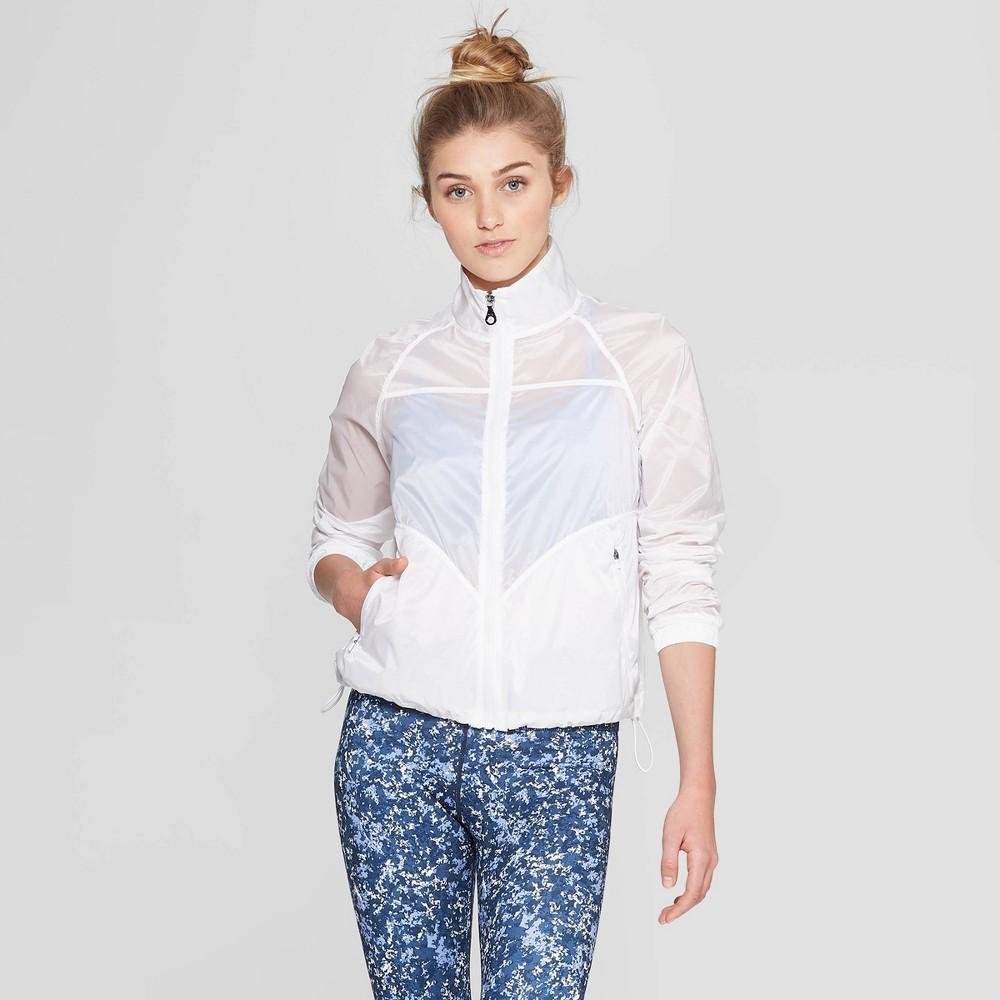 Women's Coats And Jackets - JoyLab Winter White L