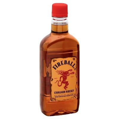 Fireball Cinnamon Whisky - 750ml Plastic Bottle