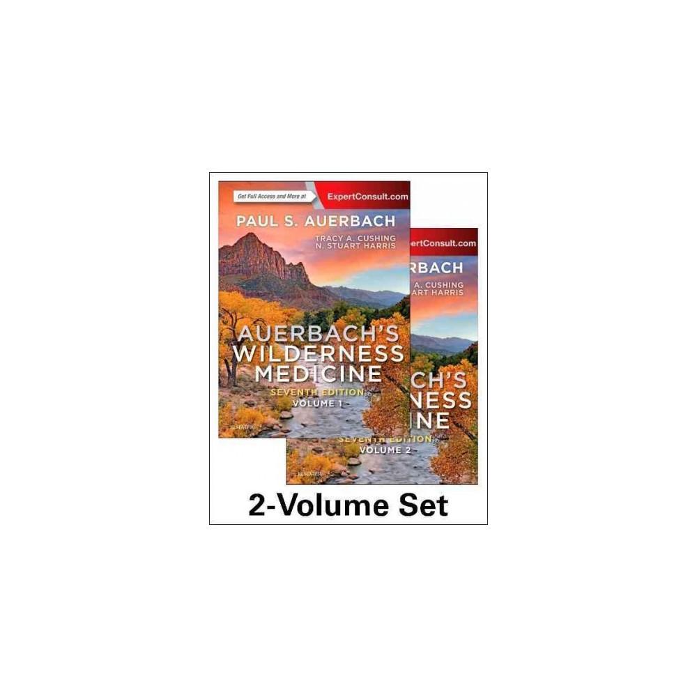 Auerbach's Wilderness Medicine (Hardcover) (Paul S. Auerbach)