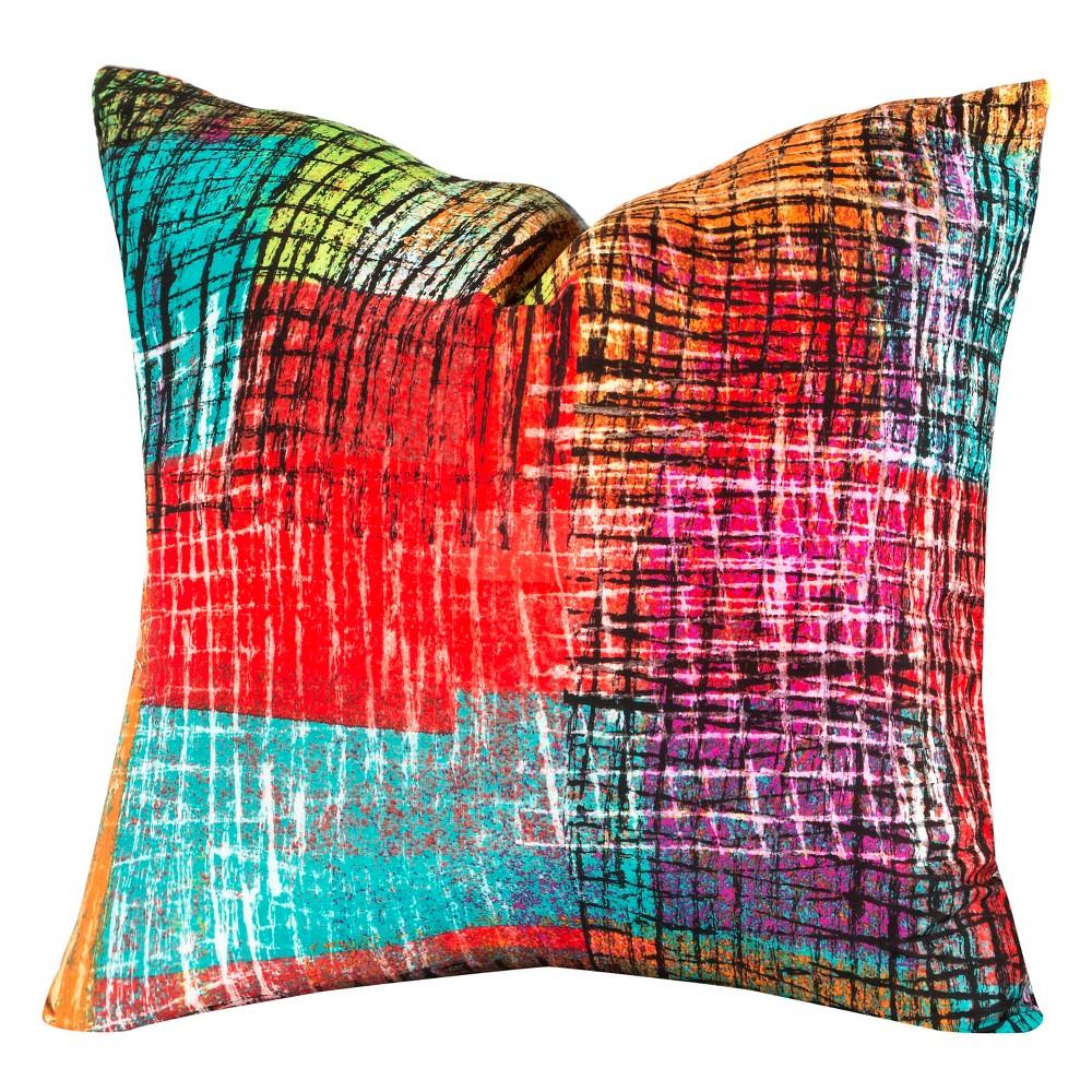 Crayola Etch Throw Pillow (20