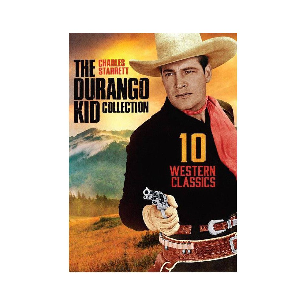 The Durango Kid Collection (Dvd) Electronics > Movies - Mmbv > Movies > Movies