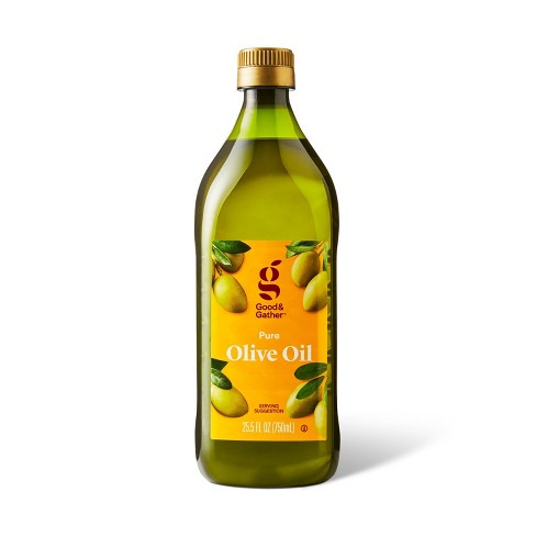 Pure Olive Oil - 25.5oz - Good & Gather™ - image 1 of 2