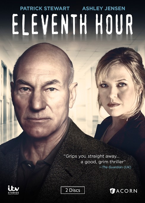 Eleventh hour (DVD) - image 1 of 1
