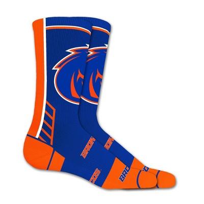 NCAA Boise State Broncos Tailgate Crew Socks 10-13