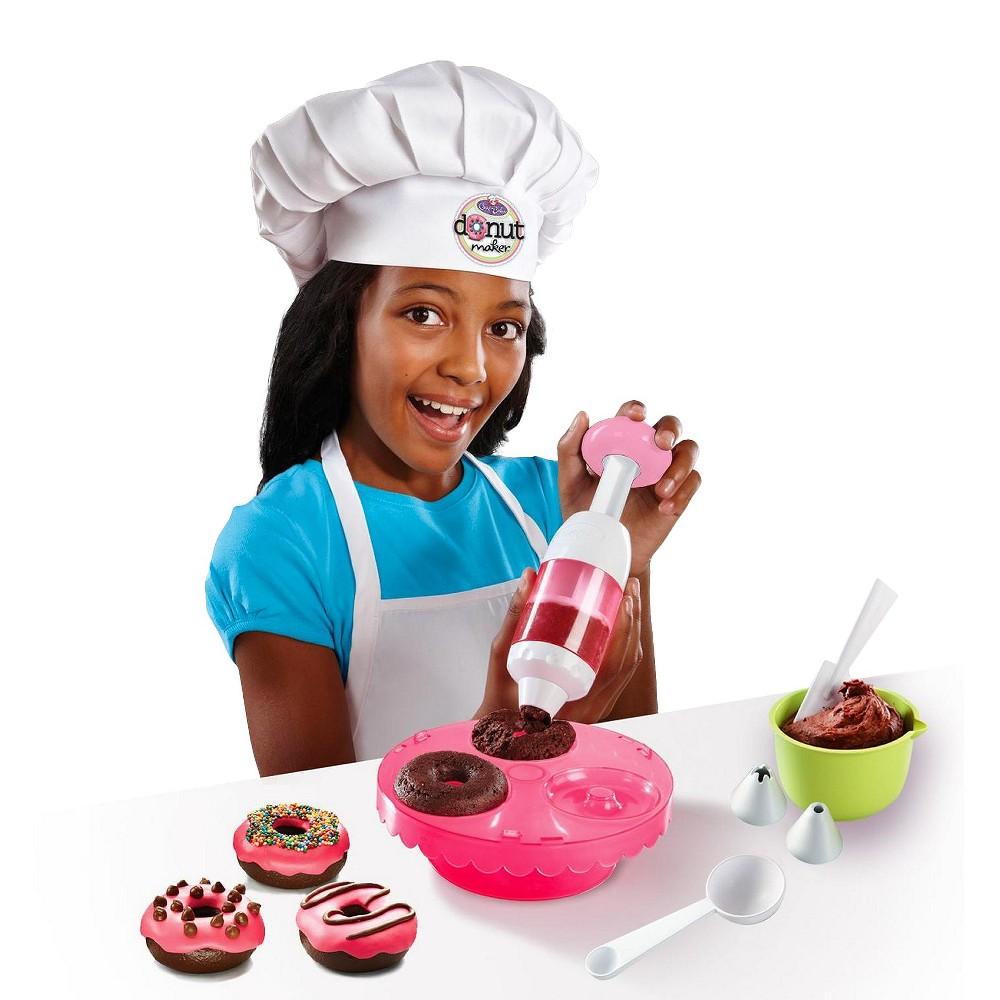 Cool Baker Donut Maker, real-food appliances