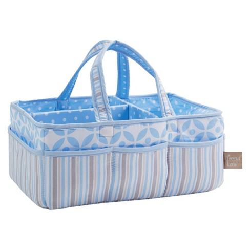 Trend Lab Diaper Storage Caddy - Logan - image 1 of 2