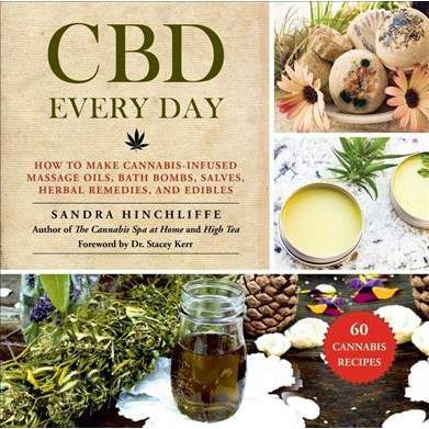 CBD Every Day : How to Make Cannabis-Infused Massage Oils, Bath Bombs, Salves, Herbal Remedies, and