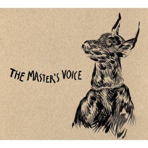 Unknown Instructors - Master's Voice (CD) - image 1 of 1