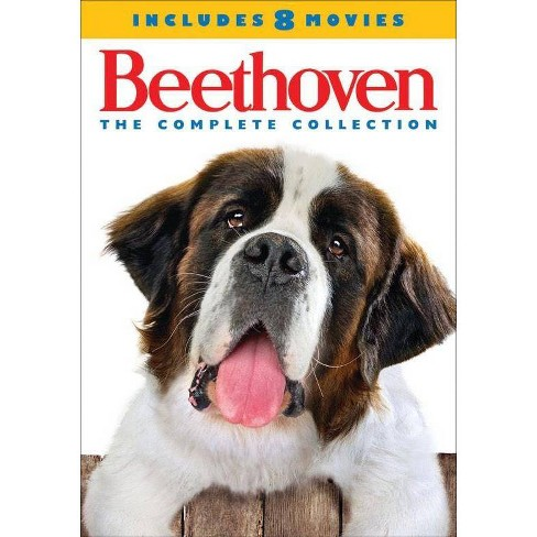 Beethoven: The Complete Collection (DVD) - image 1 of 1