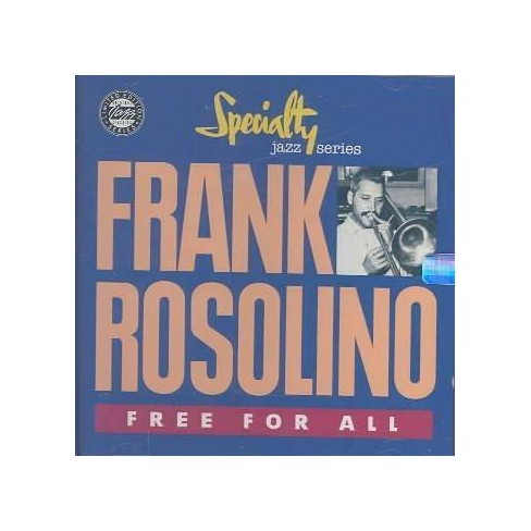 Frank Rosolino - Free for All (CD) - image 1 of 1