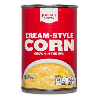 Cream Style Sweet Corn 14.75 oz - Market Pantry™
