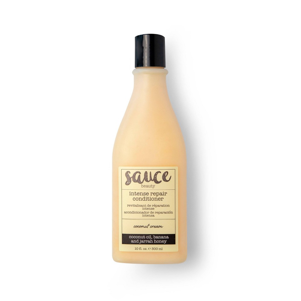 Image of Sauce Beauty Coconut Cream Intense Repair Conditioner - 10 fl oz