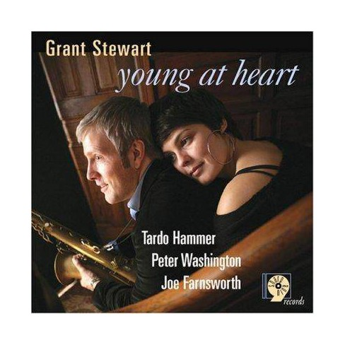 Grant Stewart - Young At Heart (CD) - image 1 of 1