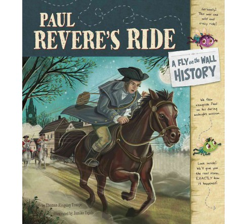 Paul Revere's Ride (Paperback) (Thomas Kingsley Troupe) - image 1 of 1