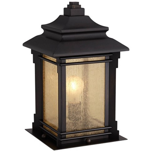 Franklin Iron Works Asian Outdoor Light