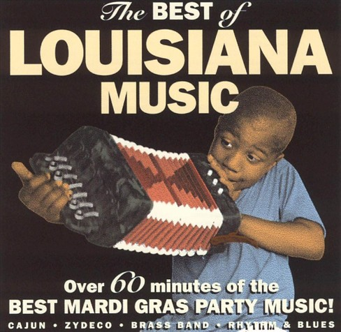 Various - Best of louisiana music (CD) - image 1 of 1