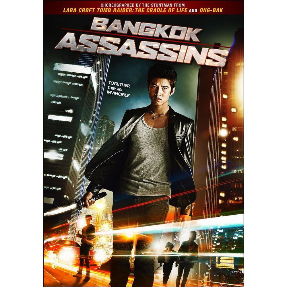 Bangkok Assassins Dvd