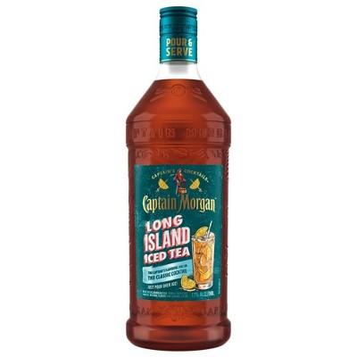 Captain Morgan Long Island Iced Tea Cocktail - 1.75L Bottle
