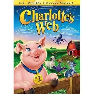 Charlotte's Web (1973)(2017 Release)(DVD)
