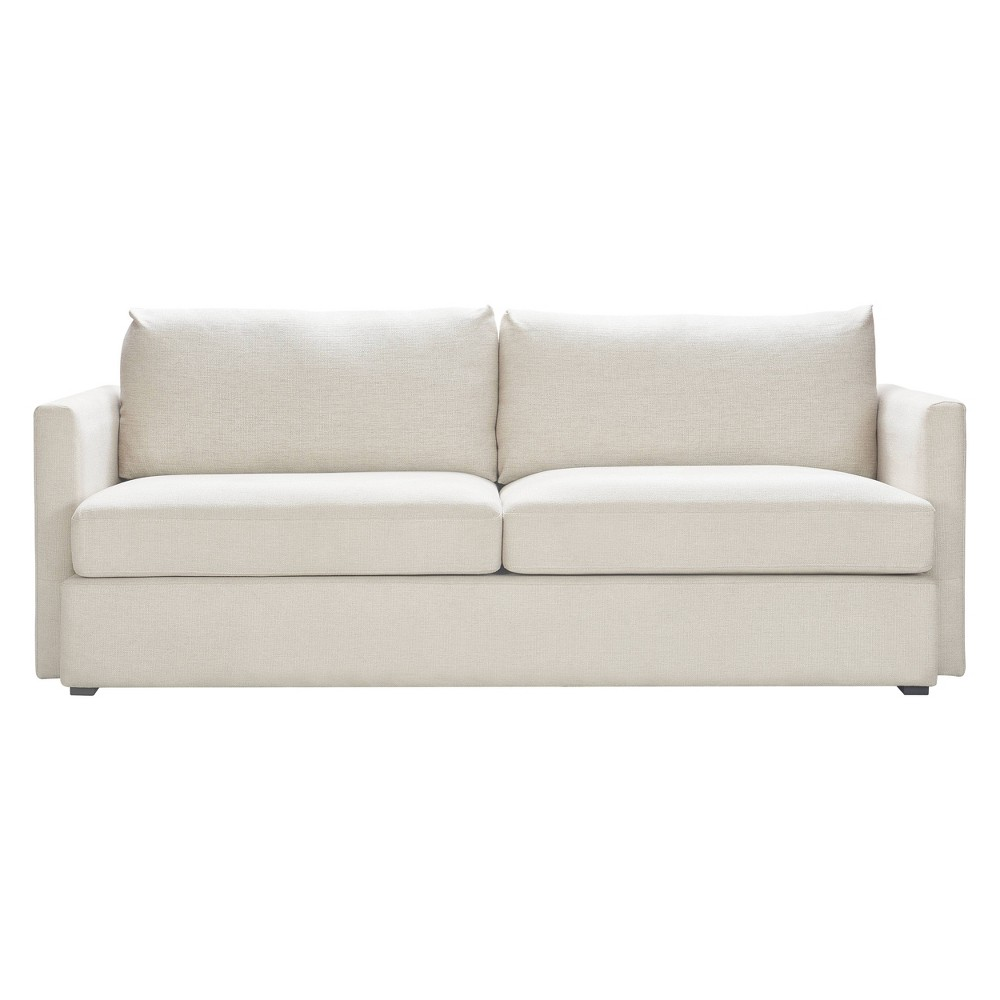 "Image of ""Amelie 61"""" Mid-Century Modern Loveseat - Adore Décor"""