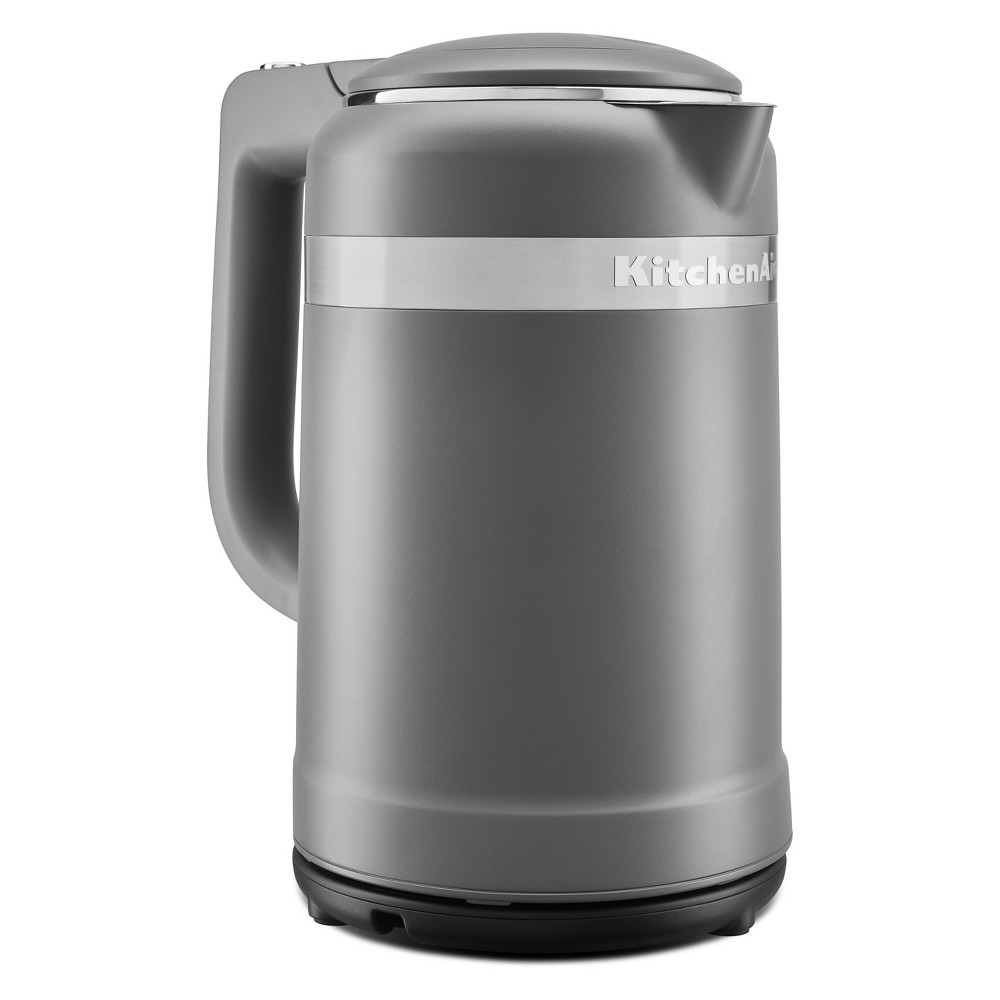 KitchenAid 1.5L Electric Kettle Matte Charcoal Gray – KEK1565DG 53751642