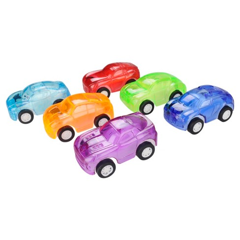 6ct Pull Back Toy Car - Spritz™ - image 1 of 2