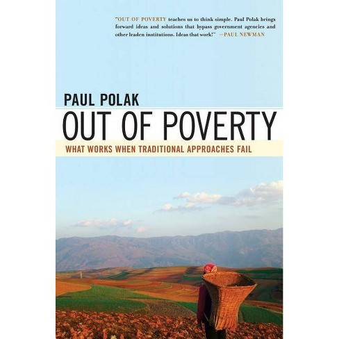 Out of Poverty - by  Paul Polak (Hardcover) - image 1 of 1