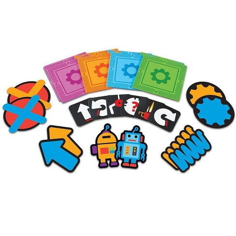 Learning Resources Let's Go Code! Activity Set, 50 Pieces, Ages 5+ - image 1 of 4