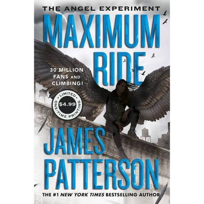 The Angel Experiment - (Maximum Ride) by James Patterson (Paperback)