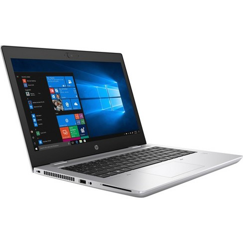 "HP ProBook 640 G5 14"" Notebook - 1920 x 1080 - Core i5 i5-8265U - 8 GB RAM - 16 GB Optane Memory - 256 GB SSD - Windows 10 Pro 64-bit - image 1 of 4"