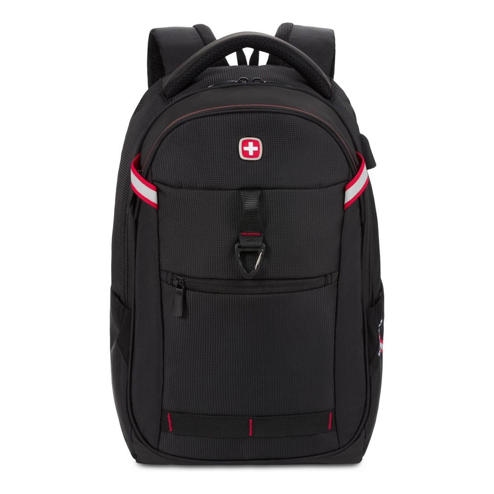 Swissgear 17 34 Core Travel Backpack Black
