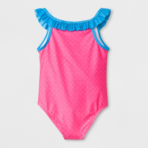 39b2e9755dfee Toddler Girls' Peppa Pig One Piece Swimsuit - Pink 2T : Target