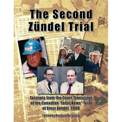 The Second Z�ndel Trial - 2 Edition (Paperback) - image 1 of 1